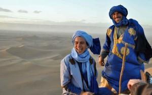 Semaine de coaching dans le Sahara